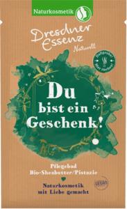 Dresdner Essenz Naturell Badesalz Du bist ein Geschenk!