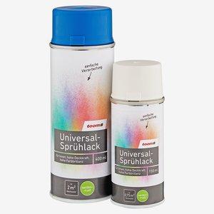 toomEigenmarken -              Universal-Sprühlack seidenmatt grau 150 ml