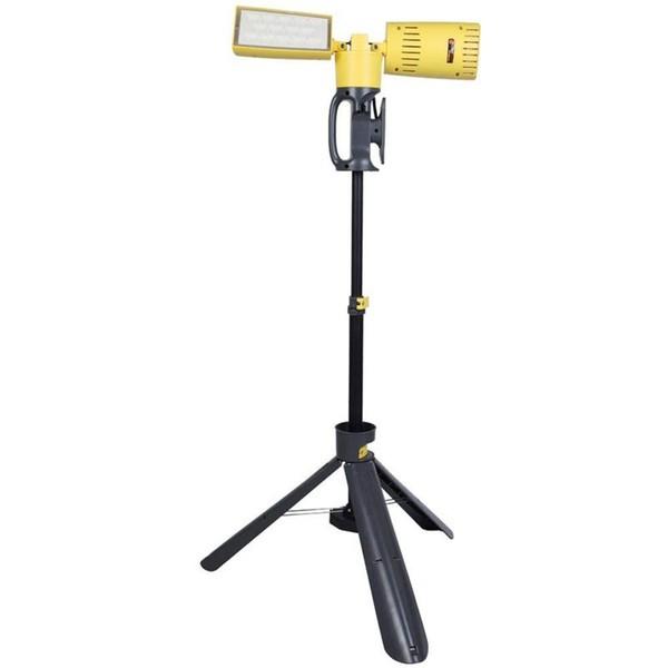 Bevorzugt Lutec LED Baustrahler mit Stativ 35 W 3200 LM von Baumarkt RK71