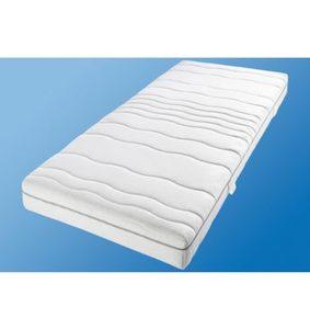 Gelschaummatratze »My Sleep Gel«, Beco, 18 cm hoch, Raumgewicht: 28, (1-tlg), Komfort mit Gelschaum-Topper inside