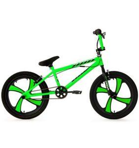 KS Cycling BMX Fahrrad, 20 Zoll, grün, »Cobalt«