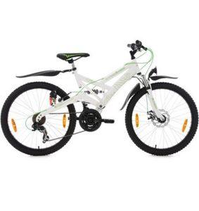 KS Cycling Kinderfahrrad »4Masters«, 21 Gang Shimano Tourney RD-TX 31 Schaltwerk, Kettenschaltung