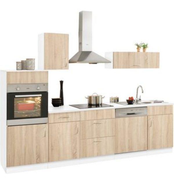 Wiho Küchen Küchenzeile »Brilon« mit E-Geräten, Breite 280 cm von ...