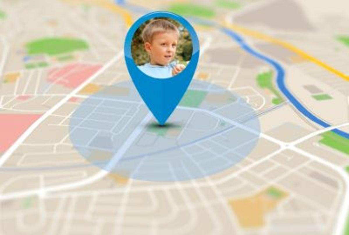 Bild 3 von Easymaxx Kids Smartwatch, blau