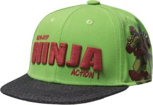 TEENAGE MUTANT NINJA TURTLES Cap Gr. 55 Jungen Kinder