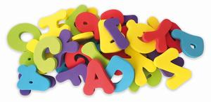 Nuby Bade Buchstaben
