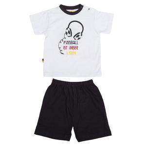 WM Set T-Shirt & Shorts für Jungen