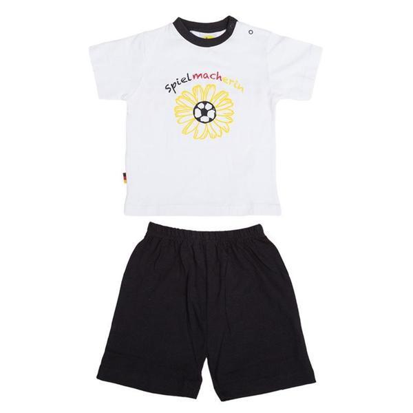 WM Set T-Shirt & Shorts für Mädchen