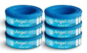 Angelcare Nachfüllkassette Plus 6er Pack