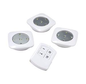 "LED-Lampe ""Push Light"", 4-teilig"