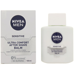 Nivea Aftershave-Balsam Sensitive