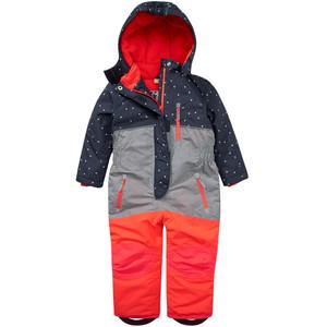 Mädchen Schneeanzug mit Kapuze