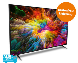 "MEDION® LIFE®  X16527 163,8 cm (65"") Ultra HD Smart-TV¹"