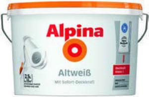 Alpina Altweiß