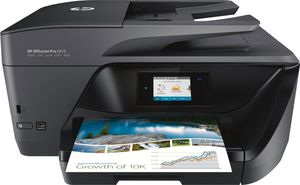 Hewlett Packard         OfficeJet Pro 6970 e-All-in-One                     Schwarz