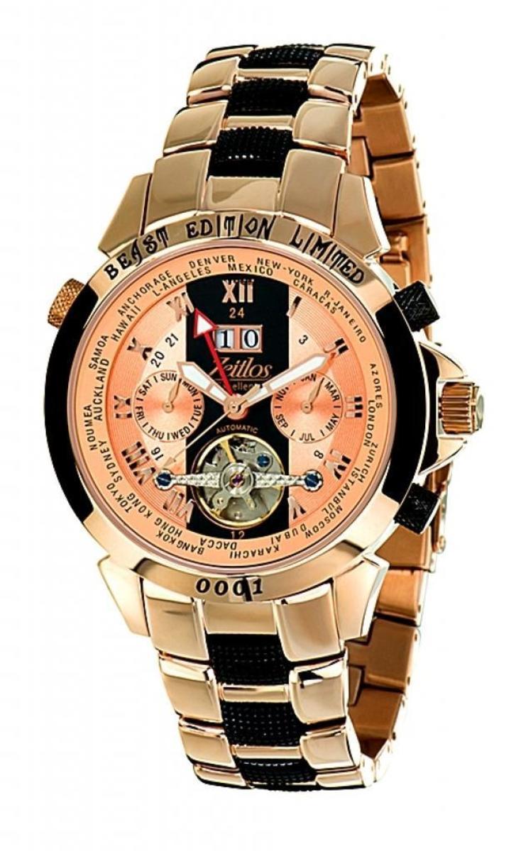Bild 1 von Zeitlos ZL-EBE-11 BR Exzellent Beast Uhr