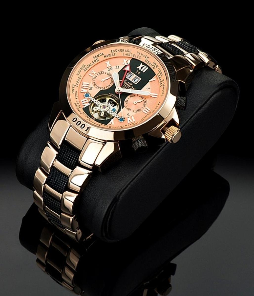 Bild 2 von Zeitlos ZL-EBE-11 BR Exzellent Beast Uhr