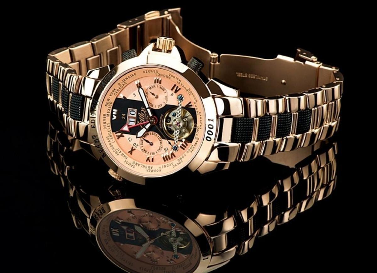 Bild 3 von Zeitlos ZL-EBE-11 BR Exzellent Beast Uhr
