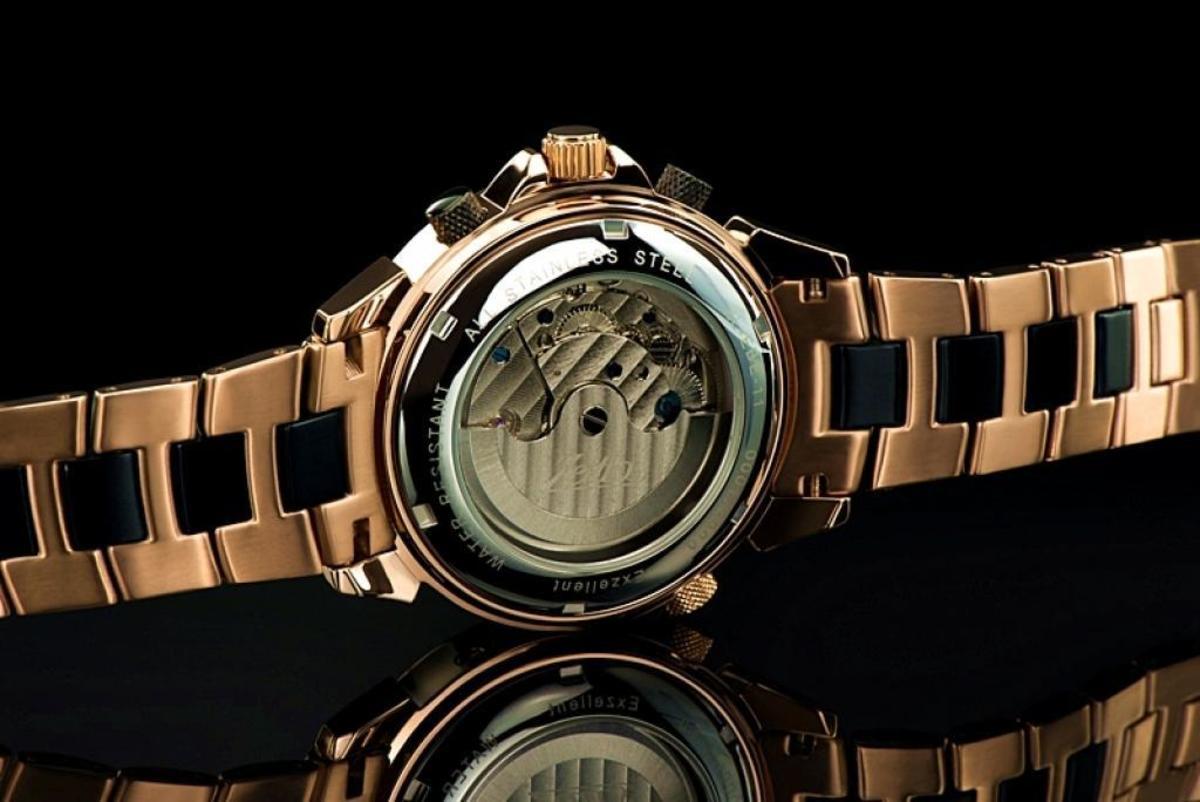 Bild 4 von Zeitlos ZL-EBE-11 BR Exzellent Beast Uhr