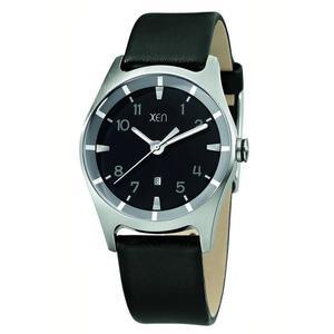 XEN Damenuhr schwarz XQ0205