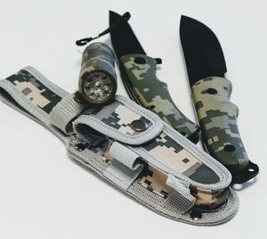 ELYTRON Militärmesser Outdoor Set WBM 91