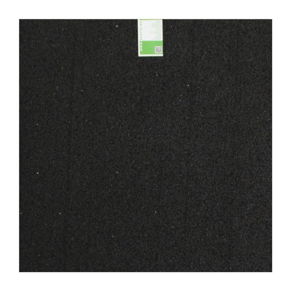 Bild 1 von acerto® Waschmaschinenmatte aus Gummigranulaten - 60 x 60 x 0,6cm