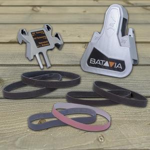 Batavia Maxxsharp 7,2V Li-Ion Schleif-und Schärfgerät