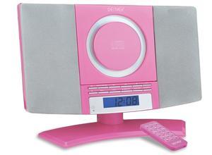 Denver MC-5220 rosa CD Player