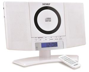 Denver MC-5220 weiß CD Player