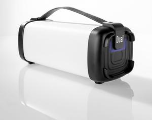 Dual Mobiles 2.1 Bluetooth-Soundsystem BT 10 - weiß