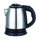 Bild 1 von Kalorik Design-Wasserkocher TKG JK 1029 N schnurlos, Silber, 1.2 Liter