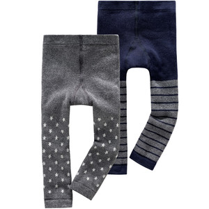 2 Baby Thermo-Leggings verschiedene Designs