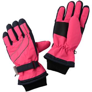 Mädchen Handschuhe mit Klettverschluss