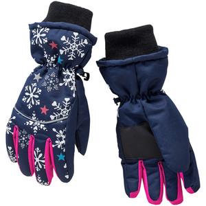 Mädchen Skihandschuhe