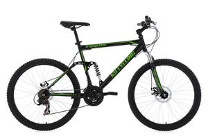 KS Cycling Mountainbike Triptychon 26""