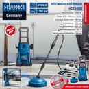 Bild 1 von Scheppach Hochdruckreiniger HCE 2400