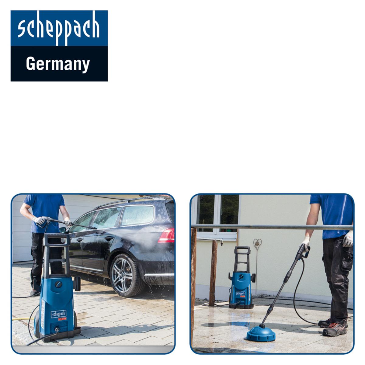 Bild 3 von Scheppach Hochdruckreiniger HCE 2400
