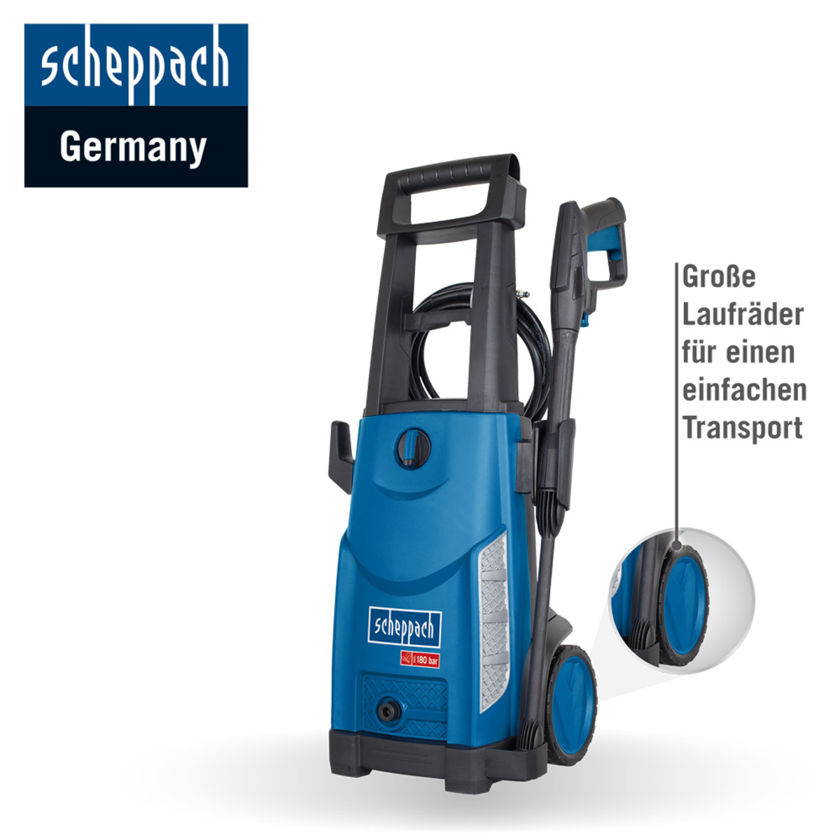 Bild 5 von Scheppach Hochdruckreiniger HCE 2400