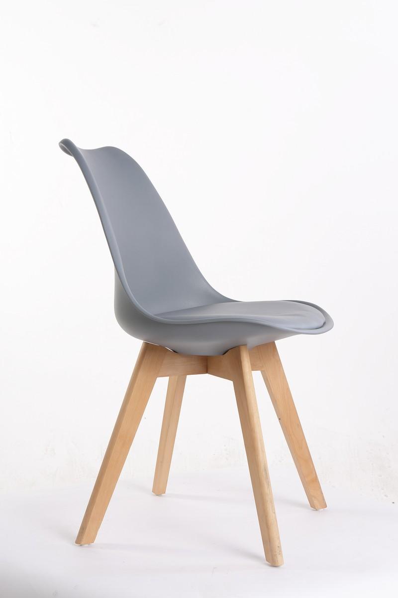 Bild 1 von Happy Home 4er Set Stühle HEH01-GRA