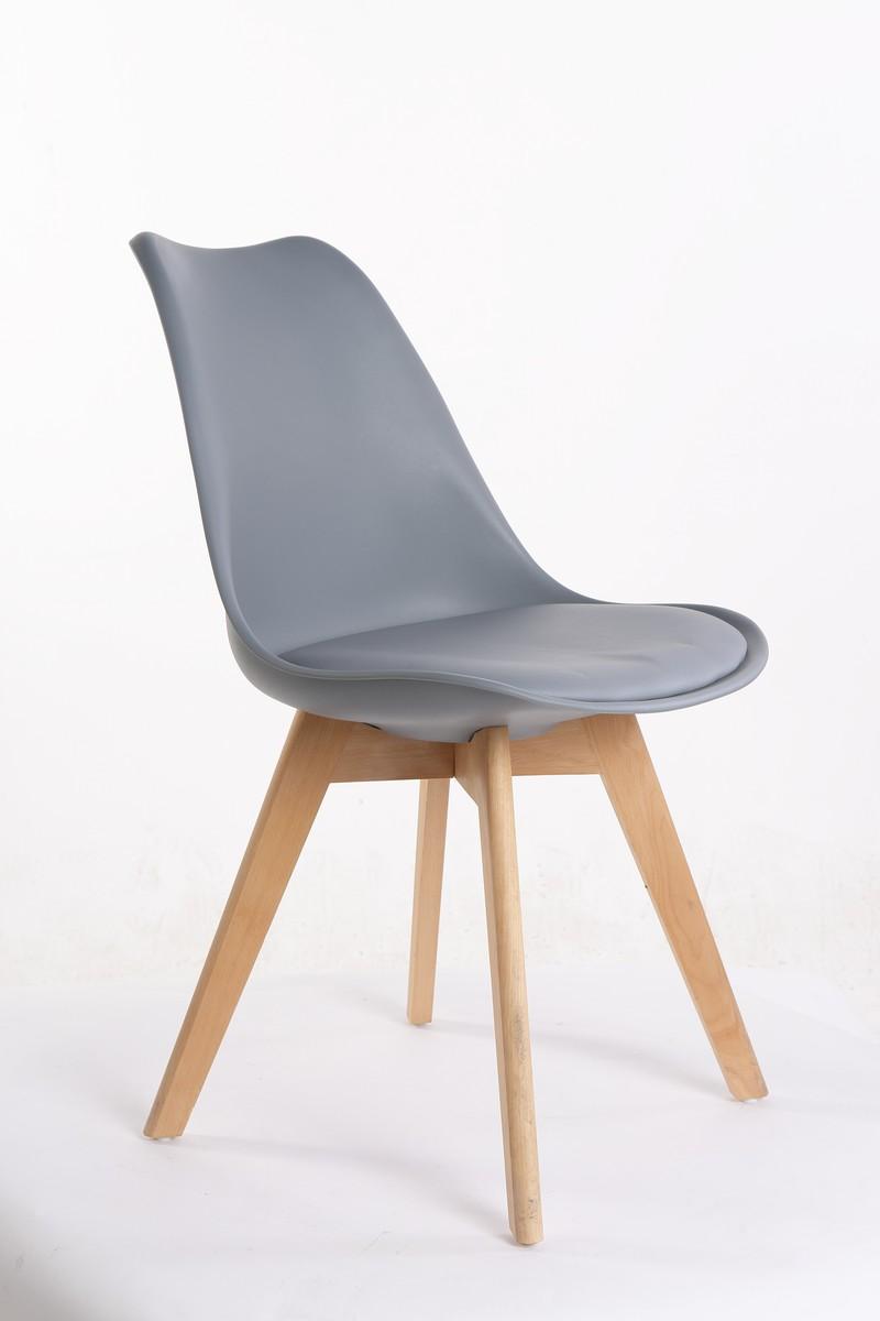 Bild 2 von Happy Home 4er Set Stühle HEH01-GRA