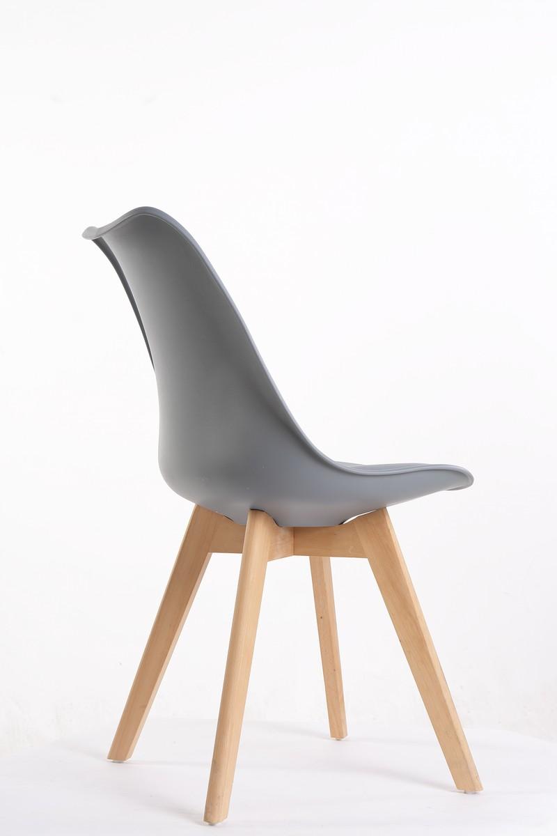 Bild 4 von Happy Home 4er Set Stühle HEH01-GRA