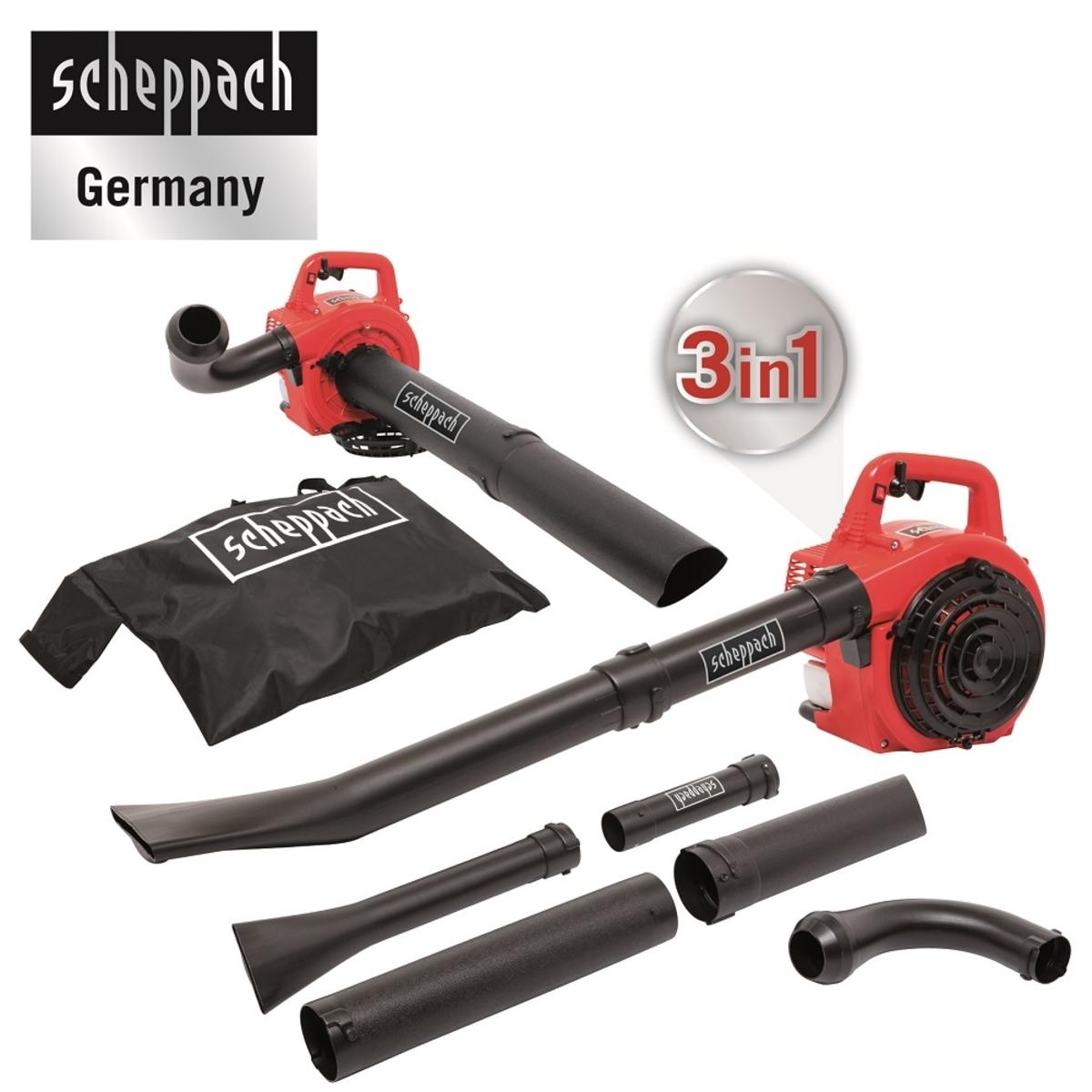 Bild 2 von Scheppach Benzin-Laubbläser LBH2600P