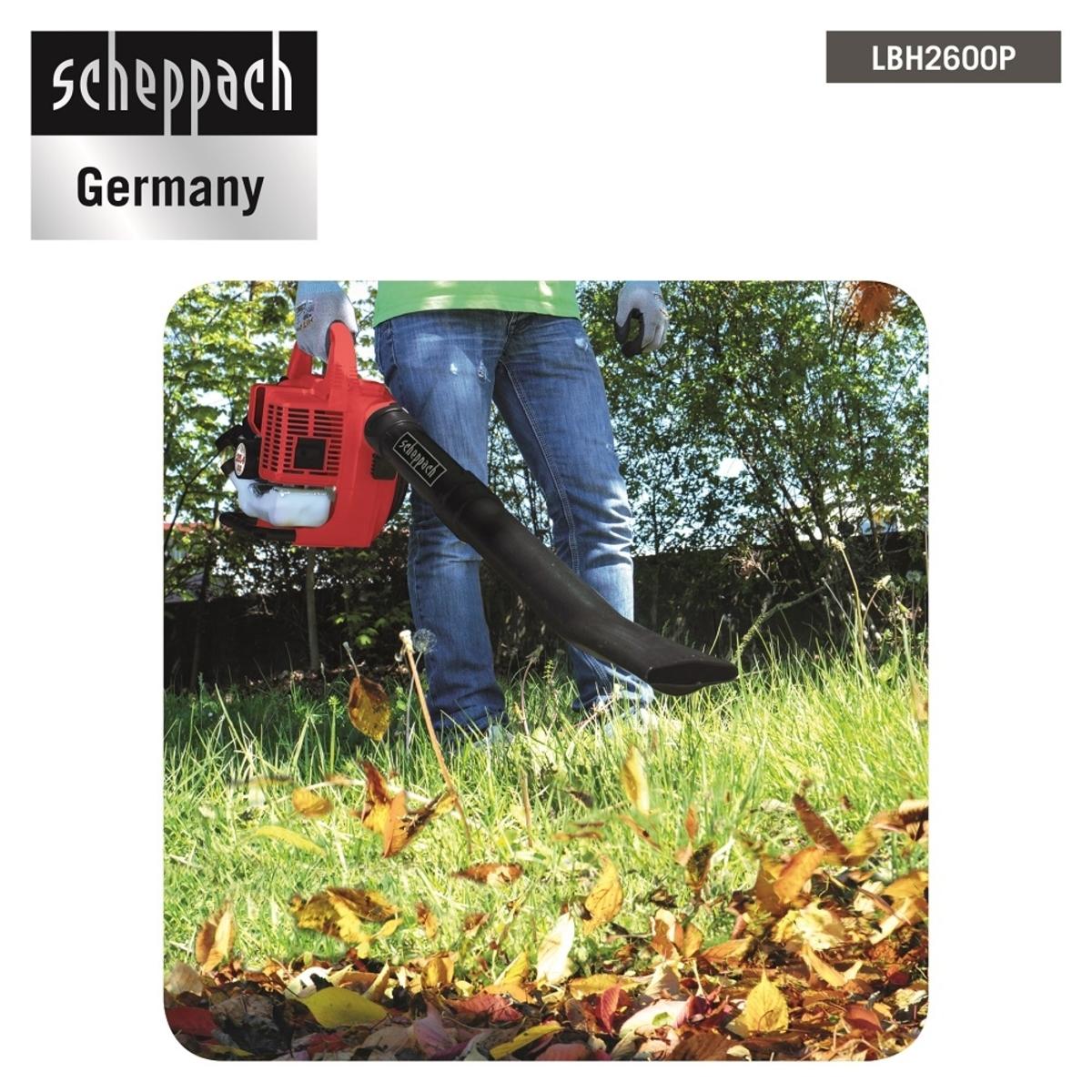Bild 3 von Scheppach Benzin-Laubbläser LBH2600P