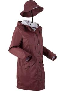 Funktions-Regenjacke mit Hut