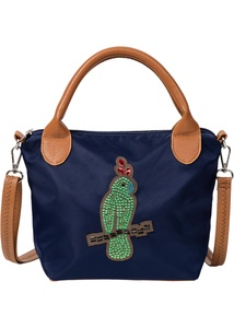 Handtasche Papagei