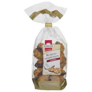 Schulte Kokosmakronen 0.68 EUR/100 g
