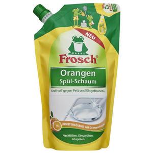 Frosch Orangen Spül-Schaum Nachfüllpack 3.39 EUR/1 l