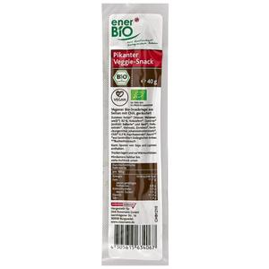 enerBiO Bio Pikanter Veggie-Snack 2.48 EUR/100 g