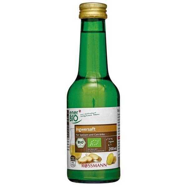 enerBiO Bio Ingwersaft 2.25 EUR/100 ml
