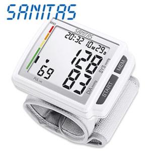 Blutdruckmessgerät SBC 41 · vollautom. Blutdruck- und Pulsmessung am Handgelenk · erkennt Herzrhythmusstörungen · 60 Speicherplätze · inkl. Batterien